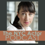 Offering advice to actors in NYC